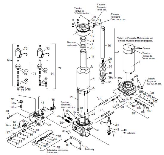 Meyers E46 Service Manual