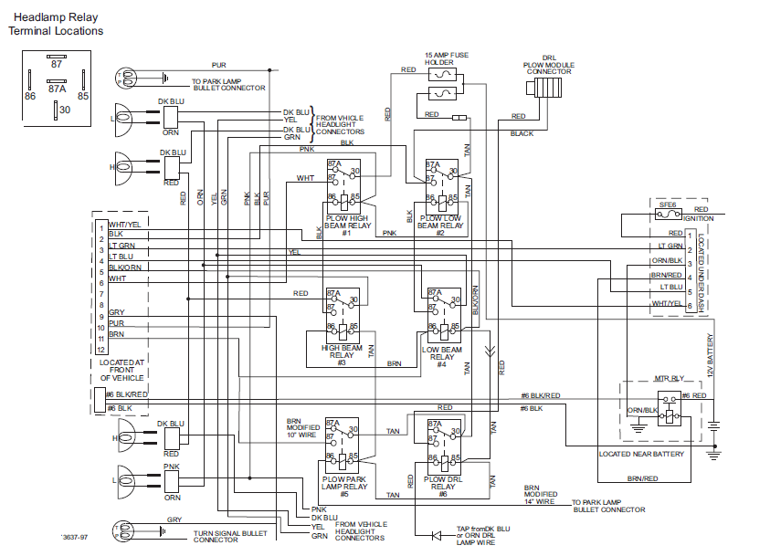 jdjd fisher minute mount plow wiring diagram fisher wiring diagrams  at mifinder.co