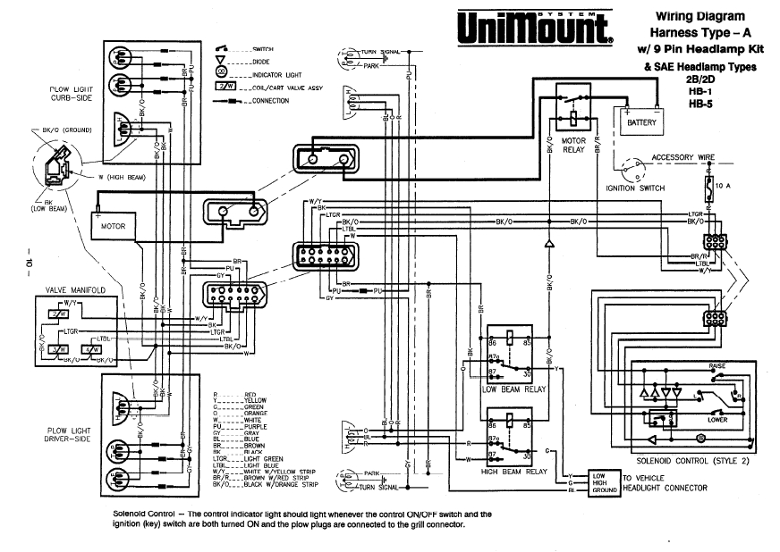 western ultramount plow wiring harness   38 wiring diagram