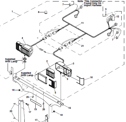 Western Cable Plow Wiring Diagram together with Fisher Minute Mount Plow Wiring Diagram as well 96107985 Snoway Snow Plow Light Lh Eis Headlight Head L  Harness Sno Way in addition How To Wire A Dump Trailer Remote as well 2013 06 01 archive. on meyers plow wiring diagram