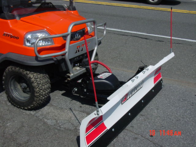 on Curtis Snow Plow Frame Kits
