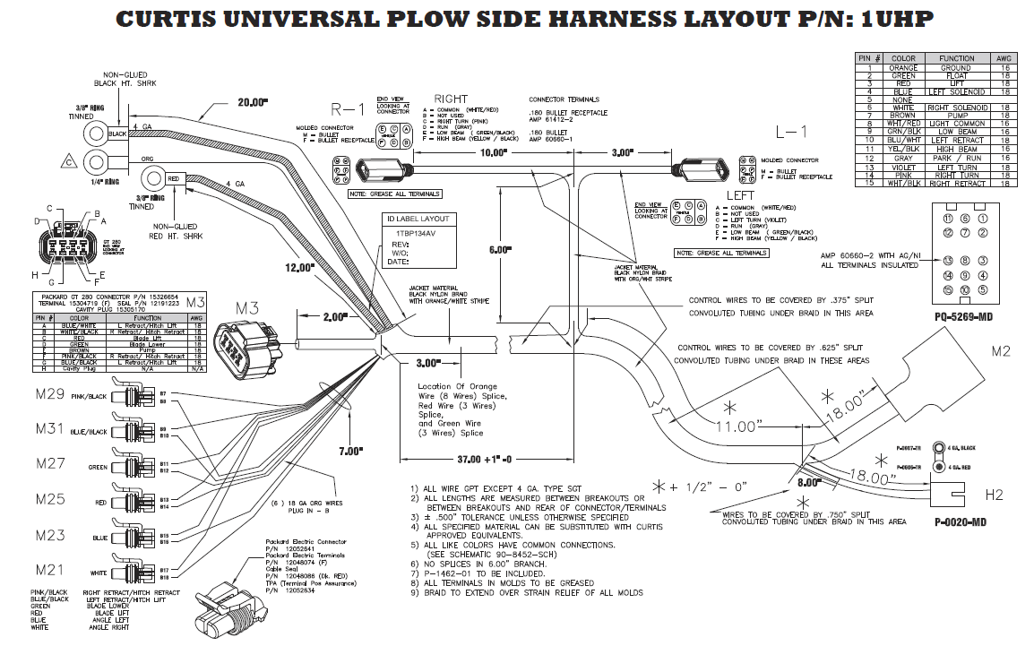 curtis plow side harness layout curtis snow plow wiring diagram wiring diagram and schematic design fisher snow plow wiring diagram at edmiracle.co