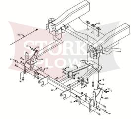 [SCHEMATICS_48DE]  Boss Sport Duty Plow Mount 2007+ Toyota Tundra LTA05670 | Boss Plow Wiring Diagram For Toyota Tundra |  | Storks Plows