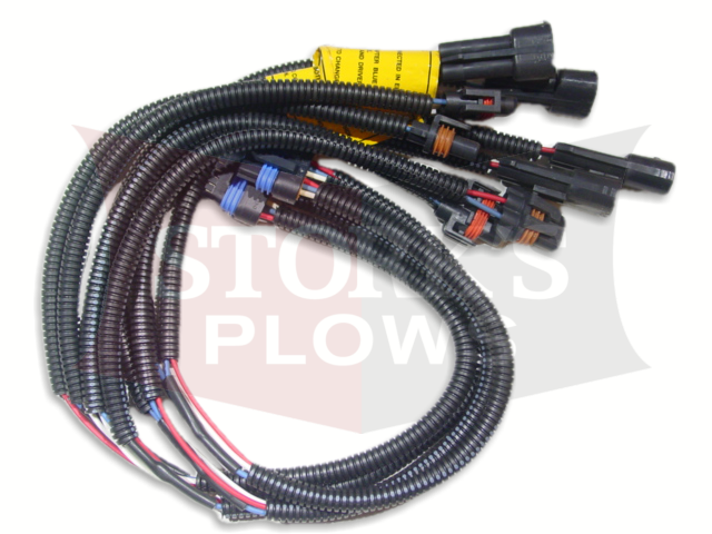 07353 Toyota Tundra Meyer Night Saber Headlight harness adapterStorks Plows