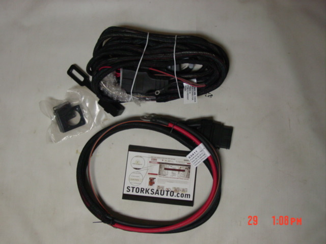 ez wiring harness kit 28056 v plow western fisher truck side 7 pin conversion wiring  v plow western fisher truck side 7 pin