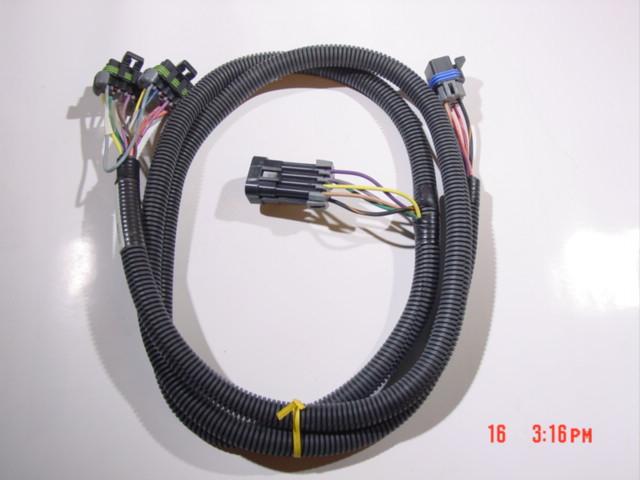 chevy c5500 headlamp wiring 26638 western fisher 4 port 7 pin headlight harness isolation  26638 western fisher 4 port 7 pin