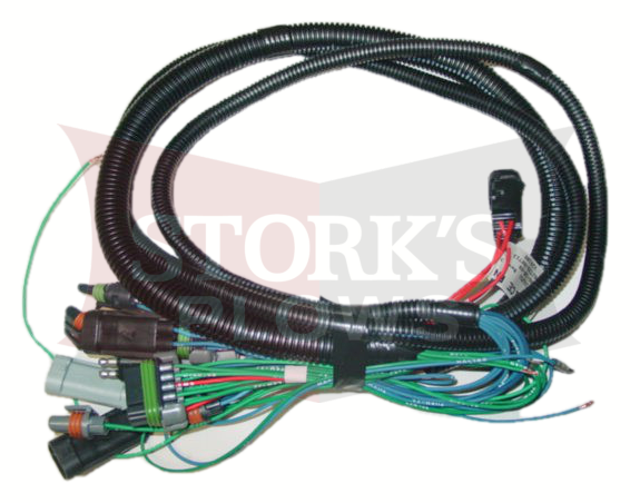 28253 Western, Fisher, Blizzard, Snowex HB-3 & HB-4 3 port headlight  adapters truck side harness | 2008 Chevy 1500 Fisher Plow Wiring Harness |  | Storks Plows