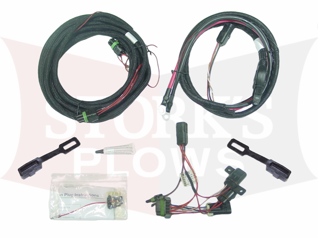 44486 Fleetflex Truck Side Conversion Kit From 3 Wire To 2