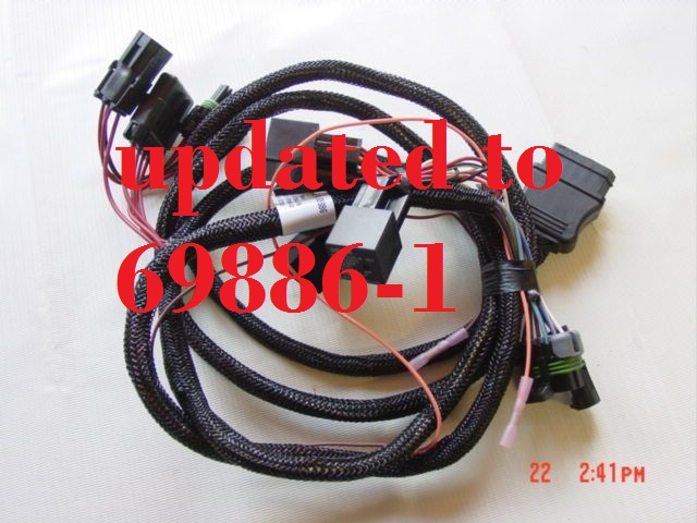 22 pin wiring harness dodge 69886 special 11 pin wire harness for 3 port isolation module  69886 special 11 pin wire harness for 3