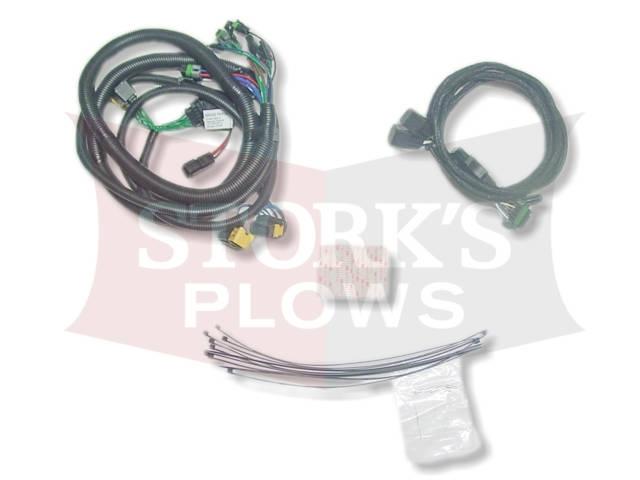 chevy c5500 headlamp wiring 81330 gm chevy 4500 5500 6500 plug in headlight harness kit 8 pin  81330 gm chevy 4500 5500 6500 plug in