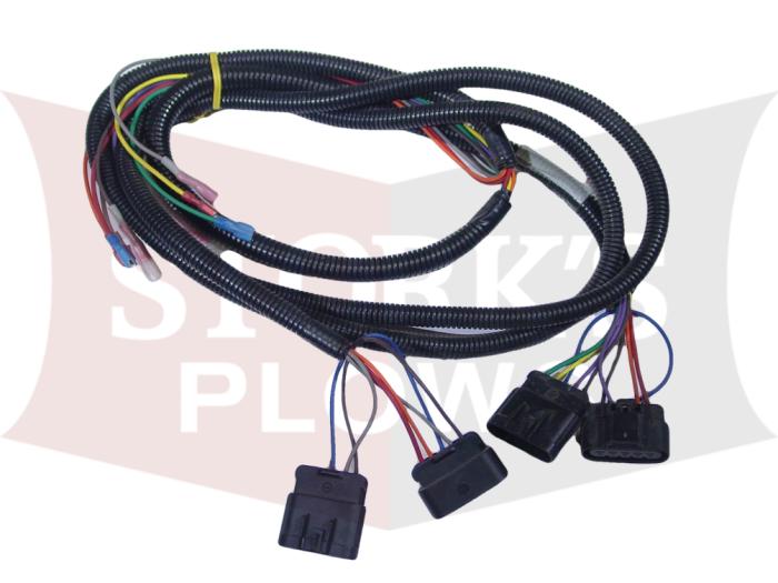 chevy c5500 headlamp wiring 64149 2003 later c4500 c5500 western unimount headlight  later c4500 c5500 western unimount
