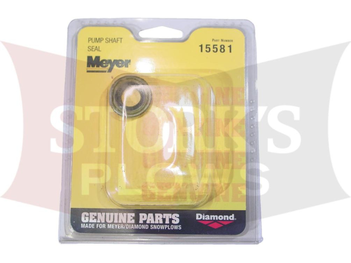 Professional Parts Warehouse Aftermarket Meyer 15581 E46 E47 Snow Plow Pump Shaft Seal