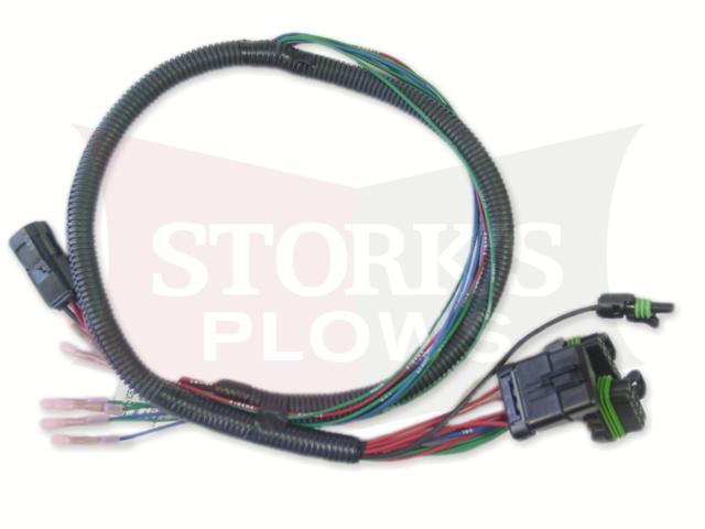 69986 Dodge Ram 7 wire Harness for 3-Port Isolation Module Western Fisher  Blizzard SnowexStorks Plows
